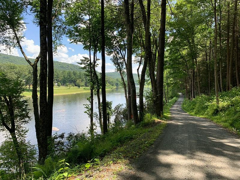 River Road in Pennsylvania