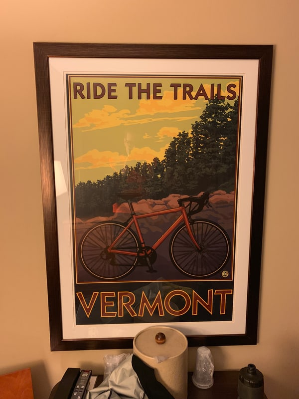 Ride the Trails - Vermont
