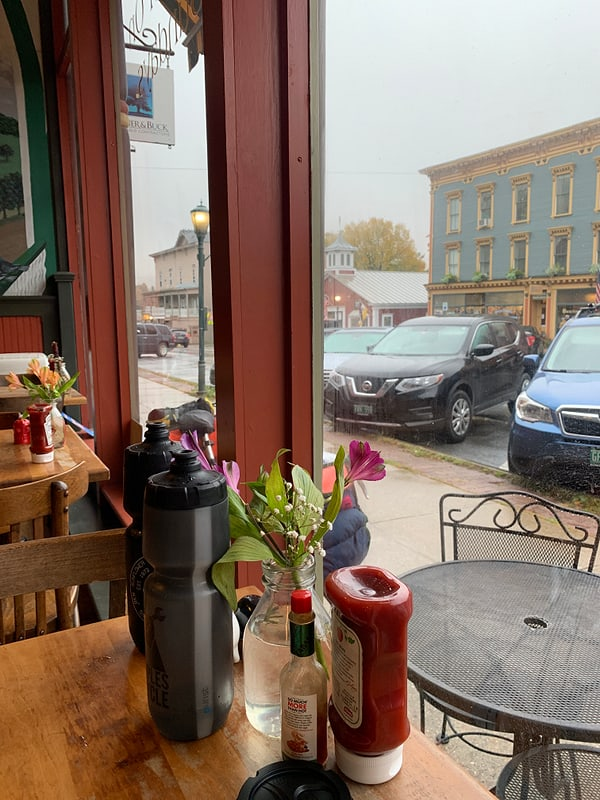 Bristol Cliffs Cafe