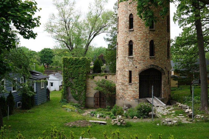Pratt Castle, Elgin, Illinois