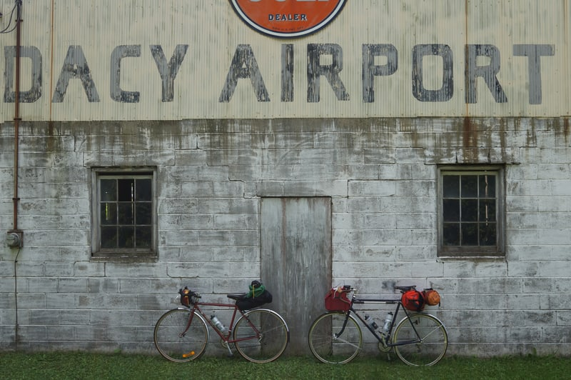 Dacy Airport in Harvard, Illinois